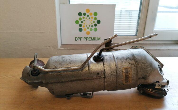 Čištění GPF filtrů u benzínových motorů